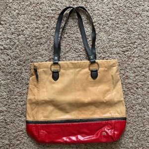 The Sak Large Shoulder Tote Bag